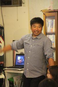 Low oxygen (Mr. Gota Miura)