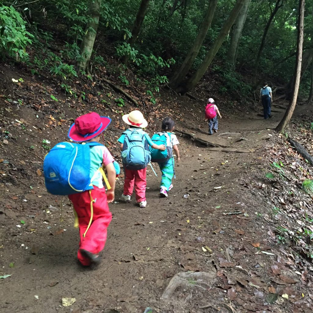 1.Hiking