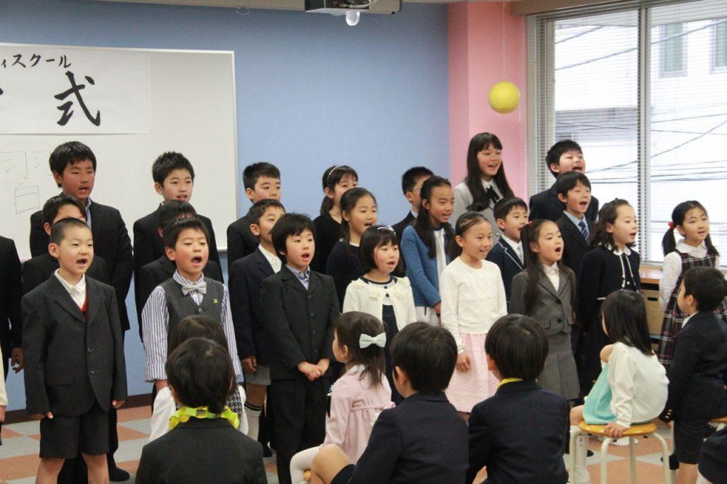 2.入学式