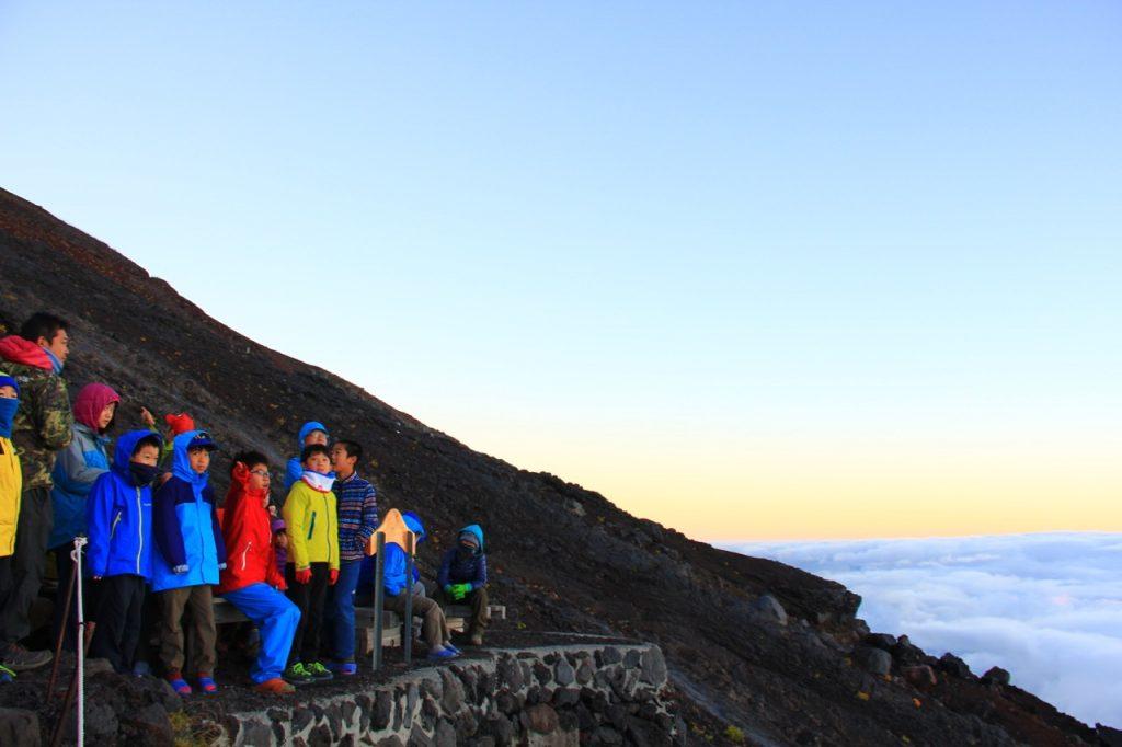 1-1.富士山登山2016